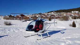BAPTÊME ULM Classe 6 Hélicoptère- DÉCOUVERTE (15 minutes) image 2