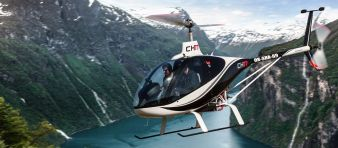 BAPTÊME ULM Classe 6 Hélicoptère- PRESTIGE (60 minutes) image 2