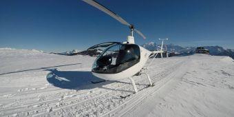 BAPTÊME VIP  Hélicoptère 65 MINUTES image 1