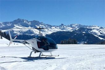 BAPTÊME VIP  Hélicoptère 65 MINUTES image 2
