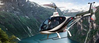 BAPTÊME ULM Classe 6 Hélicoptère- DÉCOUVERTE (15 minutes) image 1