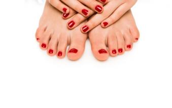 Pose de vernis seule pieds ou mains (15min) image 2