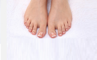 Pose vernis French seule (20min) image 2