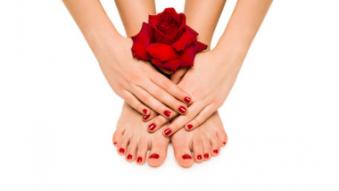 Pose de vernis seule pieds ou mains (15min) image 3