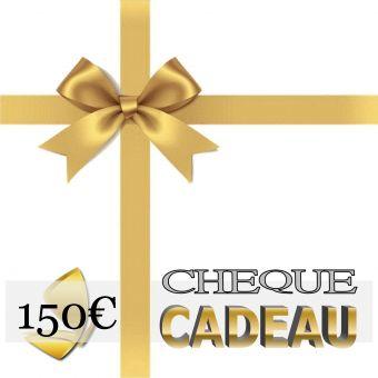Chèque Cadeau 150€ image 1