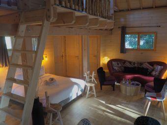 Nuitée Lodge suite image 1