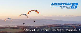 EURL ADVENTURE TOULOUSE PARAMOTEUR cover