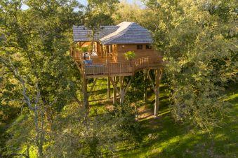 Séjour romantique - Cabane de Prestige avec Jacuzzi et Sauna privatifs image 14