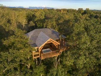 Séjour romantique - Cabane de Prestige avec Jacuzzi et Sauna privatifs image 13