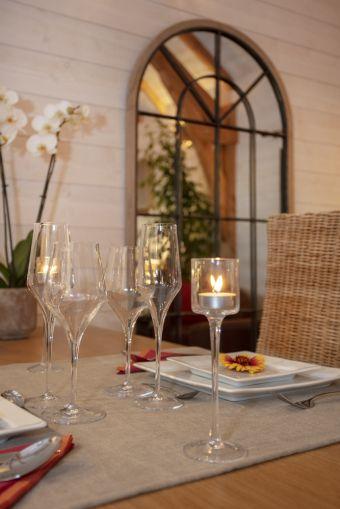 Séjour romantique - Cabane de Prestige avec Jacuzzi et Sauna privatifs image 8