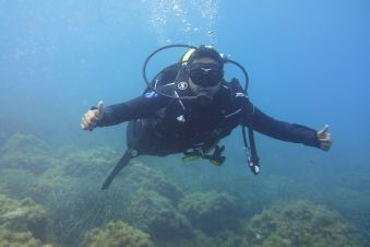 Basic Diver Flash ( 1 technical dive + 1 fun dive) image 9