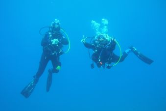 Basic Diver Flash ( 1 technical dive + 1 fun dive) image 1