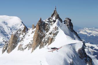 Baptême de l'air en Avion - Circuit Mont-Blanc et Glaciers (60 min) image 2