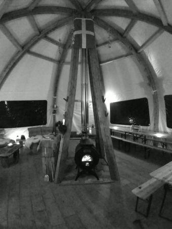 Nuitée en Altidôme toit panoramique image 5