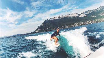 Une heure de Wakeboard, WakeSurf ou Ski Nautique image 6