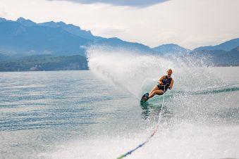 Une heure de Wakeboard, WakeSurf ou Ski Nautique image 3