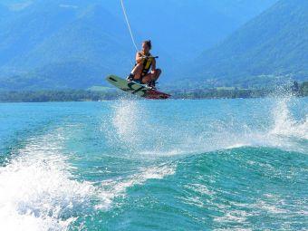 Une heure de Wakeboard, WakeSurf ou Ski Nautique image 2
