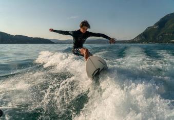 Une heure de Wakeboard, WakeSurf ou Ski Nautique image 8