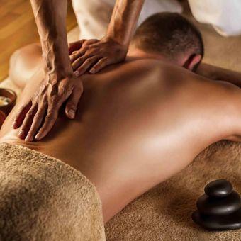 Massage manuel + séance pistolet de massage image 2