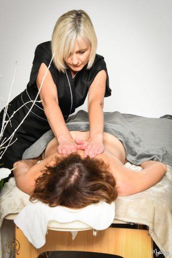 Massage manuel + séance pistolet de massage image 1