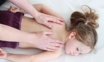 Massage enfant image 1
