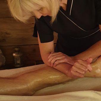 Massage manuel + séance pistolet de massage image 5