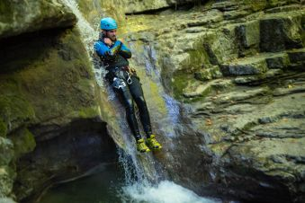 Canyoning - Boîte aux lettres d'Angon image 4