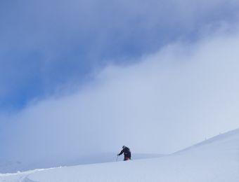 Ski de randonnée : Le Sulens image 2
