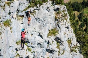 Via-Tyro d'Annecy - Via ferrata et Tyroliennes image 2