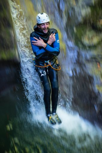 Canyoning Perfectionnement Angon image 4