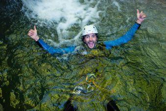 Canyoning Sportif à Montmin image 4