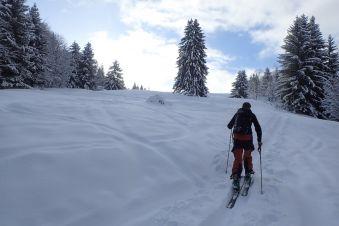 Ski de randonnée : Le Sulens image 1