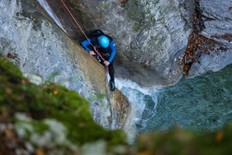 Canyoning Perfectionnement Angon image 3