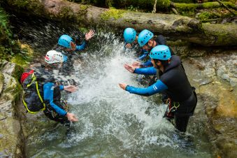 Canyoning - Boîte aux lettres d'Angon image 3