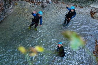 Canyoning - Boîte aux lettres d'Angon image 2