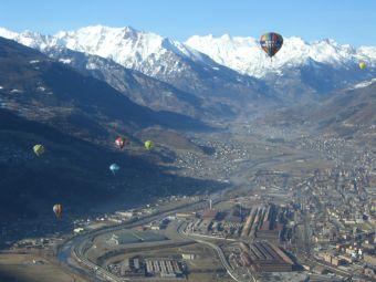 Vol en montgolfière en Italie - Billet Aoste 1 personne image 6