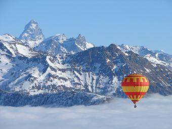 Vol en montgolfière en Italie - Billet Aoste 1 personne image 4