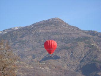 Vol en montgolfière en Italie - Billet Aoste 1 personne image 1