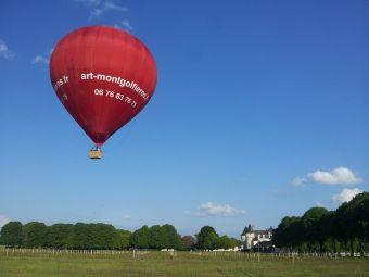 Vol en montgolfière en Val de Loire - Billet Semaine 1 personne image 2