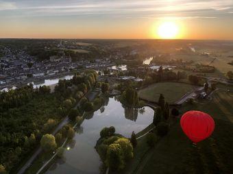 Vol en montgolfière en Val de Loire - Billet Weekend 1 personne image 3