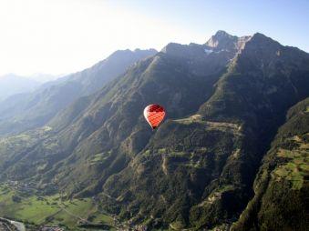Vol en montgolfière en Italie - Billet Aoste 1 personne image 3