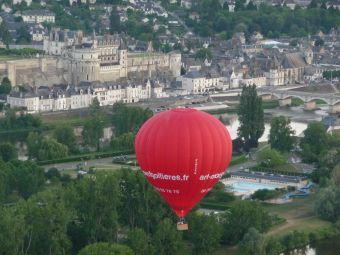 Vol en montgolfière en Val de Loire - Billet Enfant 1 personne image 3