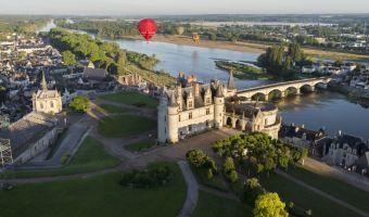 Vol en montgolfière en Val de Loire - Billets VIP 2 personnes image 2
