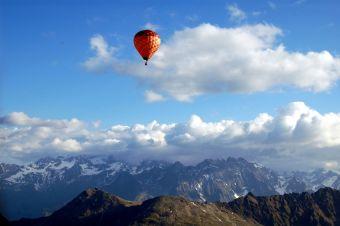 Vol en montgolfière en Italie - Billet Aoste 1 personne image 2