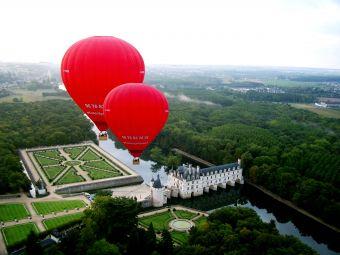 Vol en montgolfière en Val de Loire - Billet Semaine 1 personne image 3