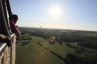 Vol en montgolfière en Val de Loire - Billet Enfant 1 personne image 2
