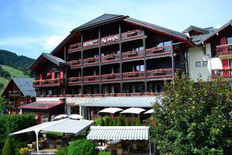 Hôtel Alpina exploité en individuel / Hominal Pierre cover
