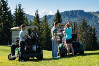 Escapade et Golf image 1