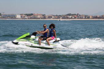 Randonnée jet ski sans permis bateau (1 ou 2 personnes par machine) image 2