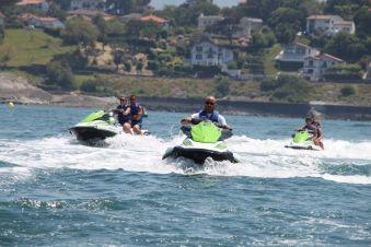 Randonnée jet ski d'une heure sans permis bateau (1 ou 2 personnes par machine) image 2
